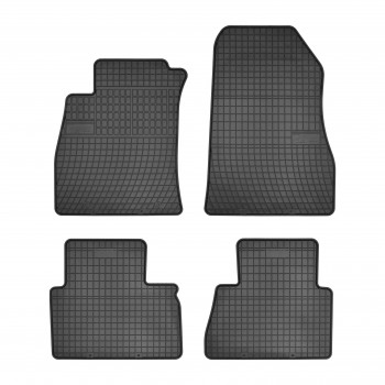 Nissan Juke (2010 - 2019) (2010 - 2019) (2010 - 2019) rubber car mats