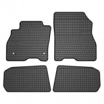 Nissan Leaf (2011 - current) rubber car mats