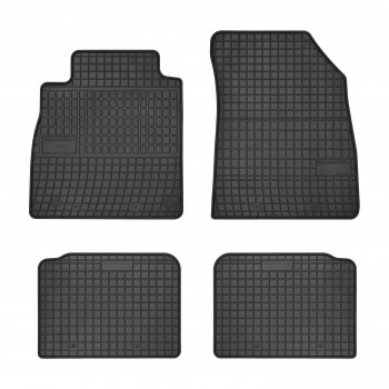 Nissan Micra (2017 - current) rubber car mats