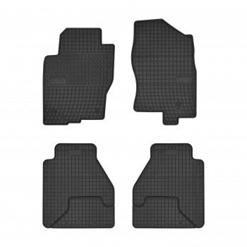 Nissan Navara (2005-2015) rubber car mats