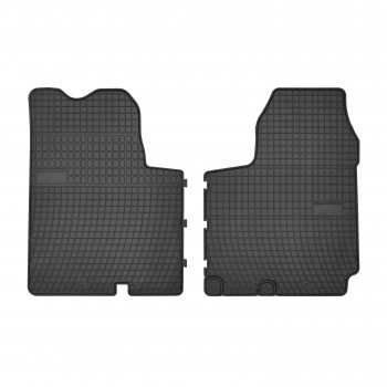 Nissan Primastar rubber car mats