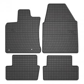 Nissan Qashqai (2007 - 2010) rubber car mats