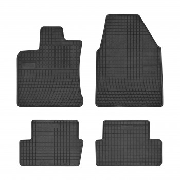 Nissan Qashqai (2010 - 2014) rubber car mats