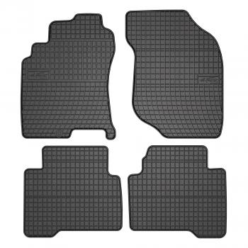 Nissan X-Trail (2001 - 2007) rubber car mats