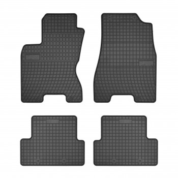 Nissan X-Trail (2007 - 2014) rubber car mats