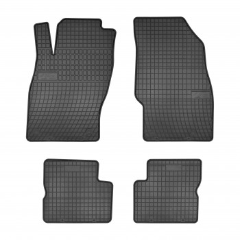 Opel Adam rubber car mats
