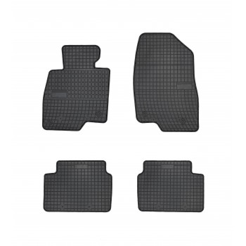 Mazda 3 (2017 - current) rubber car mats