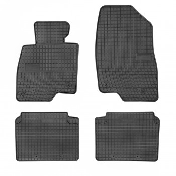 Mazda 6 Sedán (2017 - current) rubber car mats