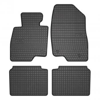 Mazda 6 Wagon (2017 - current) rubber car mats