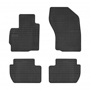 Mitsubishi Outlander 5 seats (2007 - 2012) rubber car mats