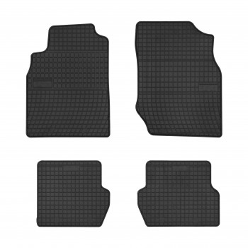 Nissan Almera 5 doors (2000 - 2007) rubber car mats