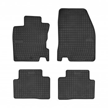 Nissan Qashqai (2017 - current) rubber car mats
