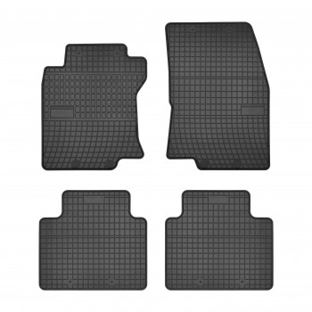 Nissan X-Trail (2017-current) rubber car mats