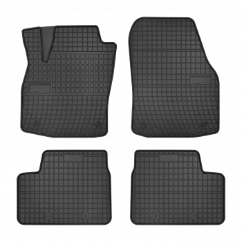 Opel Astra H 3 or 5 doors (2004 - 2010) rubber car mats
