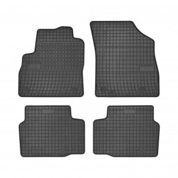 Opel Astra K 3 or 5 doors (2015 - current) rubber car mats