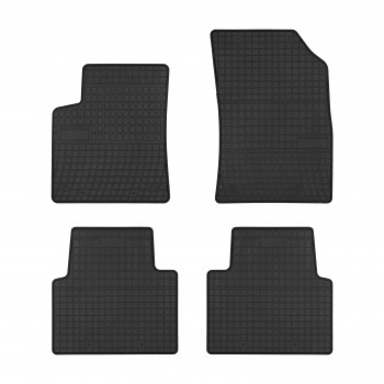 Opel Crossland X rubber car mats