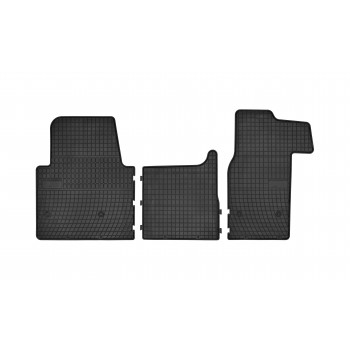 Opel Movano B (2010-current) rubber car mats