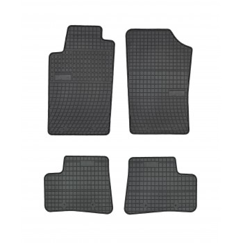 Peugeot 206 (2009 - 2013) rubber car mats