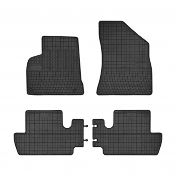 Peugeot 3008 (2009 - 2016) rubber car mats