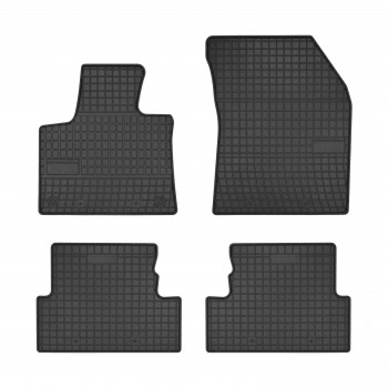 Peugeot 3008 (2016 - current) rubber car mats