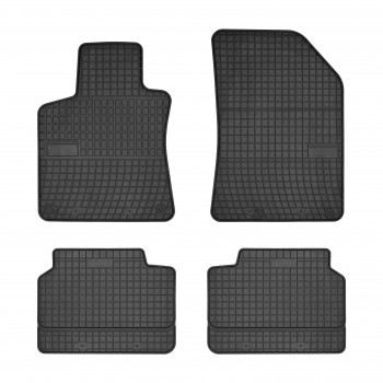 Peugeot 308 5 doors (2013 - current) rubber car mats