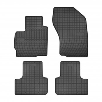 Peugeot 4008 rubber car mats