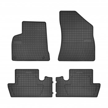 Peugeot 5008 5 seats (2009 - 2017) rubber car mats