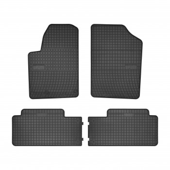 Peugeot Partner (2005 - 2008) rubber car mats