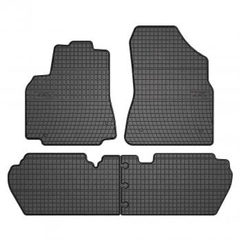 Peugeot Partner (2008 - 2018) rubber car mats