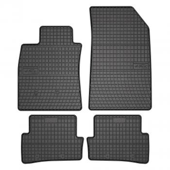 Renault Clio 3 or 5 doors (2005 - 2012) rubber car mats