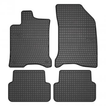Renault Laguna 5 doors (2001 - 2008) rubber car mats