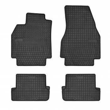 Renault Megane 3 or 5 doors (2002 - 2009) rubber car mats