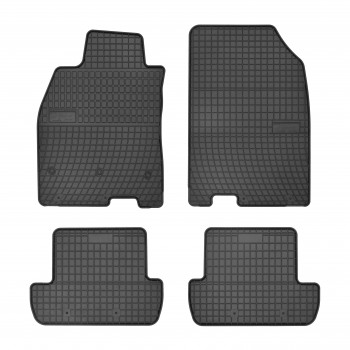 Renault Megane 3 or 5 doors (2009 - 2016) rubber car mats