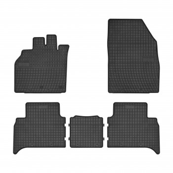 Renault Scenic (2003 - 2009) rubber car mats