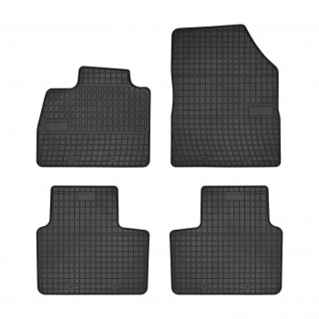 Renault Scenic (2016 - current) rubber car mats