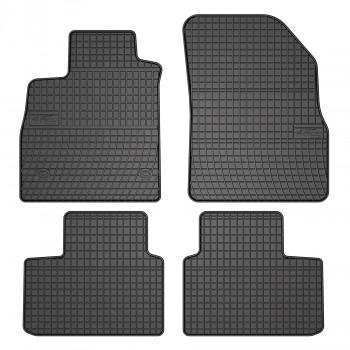 Renault Talisman Sedán (2016 - current) rubber car mats