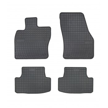 Seat Ateca rubber car mats