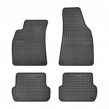 Seat Exeo Sedan (2009 - 2013) rubber car mats