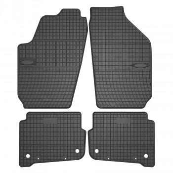 Skoda Fabia 3 or 5 doors (2000 - 2007) rubber car mats