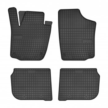 Skoda Rapid rubber car mats