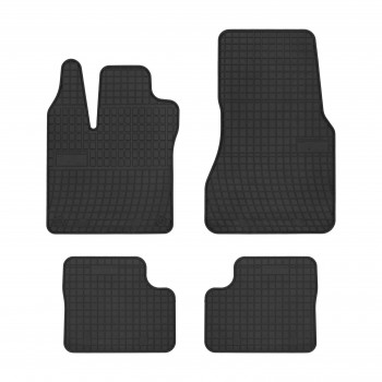 Smart Forfour W453 (2014 - current) rubber car mats
