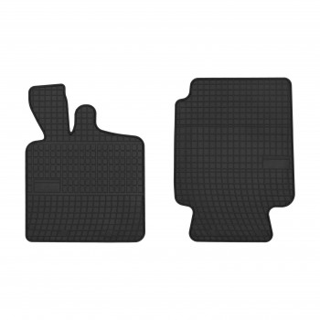 Smart Fortwo W450 City Coupé (1998 - 2007) rubber car mats