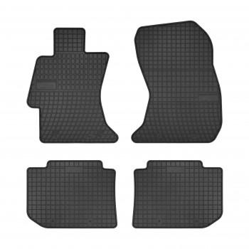 Subaru XV rubber car mats