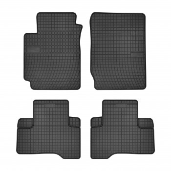 Suzuki Grand Vitara 3 doors (2005 - 2015) rubber car mats