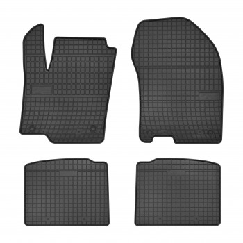 Suzuki SX4 Cross (2013 - current) rubber car mats
