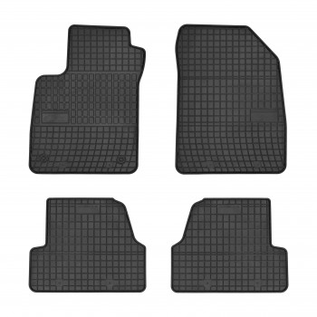 Opel Mokka X (2016 - current) rubber car mats