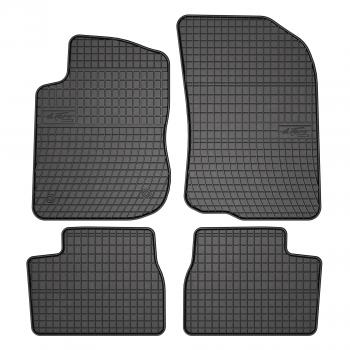 Peugeot 2008 (2016 - current) rubber car mats