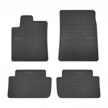 Peugeot 407 Coupé (2004 - 2011) rubber car mats