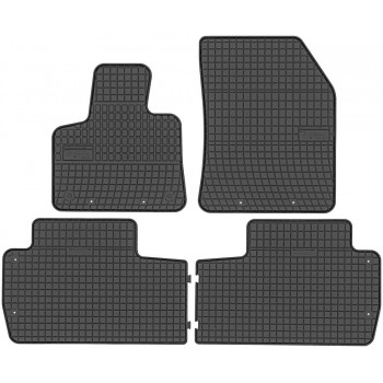 Peugeot 5008 5 seats (2017 - current) rubber car mats