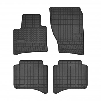 Porsche Cayenne 92A Restyling (2014 - current) rubber car mats